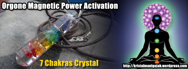 orgone magnetic power activation