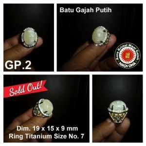 Gajah Putih GP2 SOLD