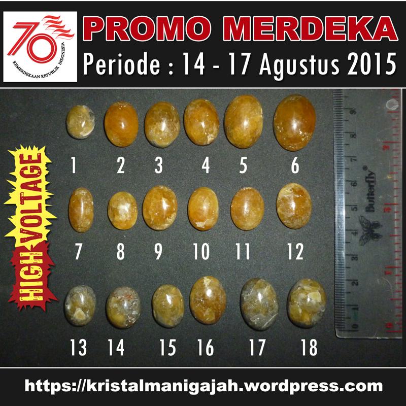 PROMO MERDEKA 2015